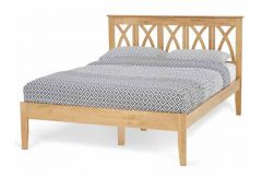 Ada - Honey Oak  Bedstead - Clearance