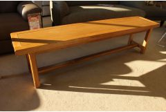 Dining Table Bench - Clearance