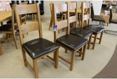 Hampshire - Set of 4 Dining Chairs - Clearance