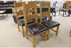 Hampshire - 4 x Dining Chairs - Clearance
