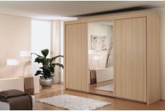 Imperial - 3 Door Gliding Wardrobe