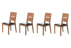 Iowa - Set of 4 Dining Chairs - Clearance