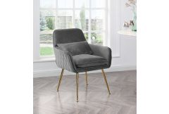 Jules - Armchair in Grey