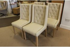 Maida - Set of 4 Dining Chairs - Clearance