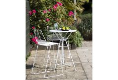 Messina - Garden Bar Set - White